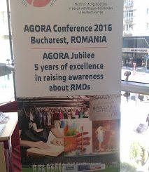 Conferinta Anuala Agora 2016