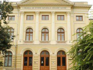 Bucuresti oras accesibil Muzeul Antipa