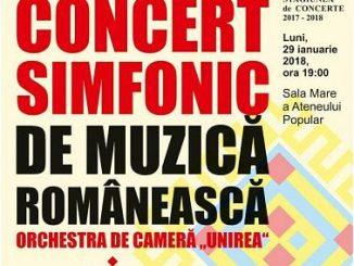 Concert Simfonic de Muzica Romaneasca