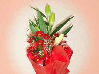 Buchet de Flori de 8 Martie