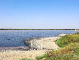 Lacul Sarat, Braila