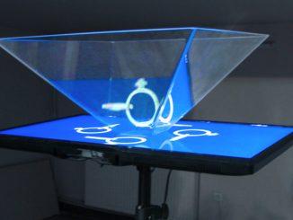 Muzeul Iluziilor-holograma