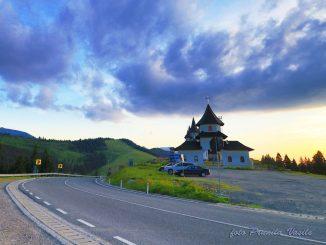Mănîăstirea Prislop din Maramureș
